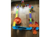 Toot toot train set