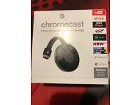 Google chromecast v2 Model: NC2-6A5