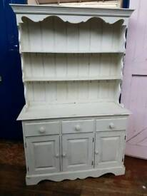 White Pine Welsh Dresser