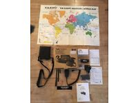 YAESU FT817ND QRP transceiver boxed in excellent condition