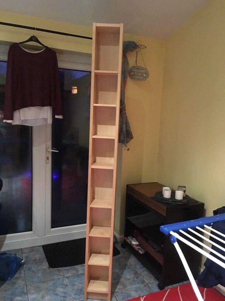 CD wooden rack