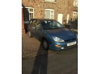 ford focus estate 1.8 very reliable