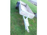 HEAVY DUTY FARM TRAILER