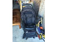 Good used condition mothercare buggie