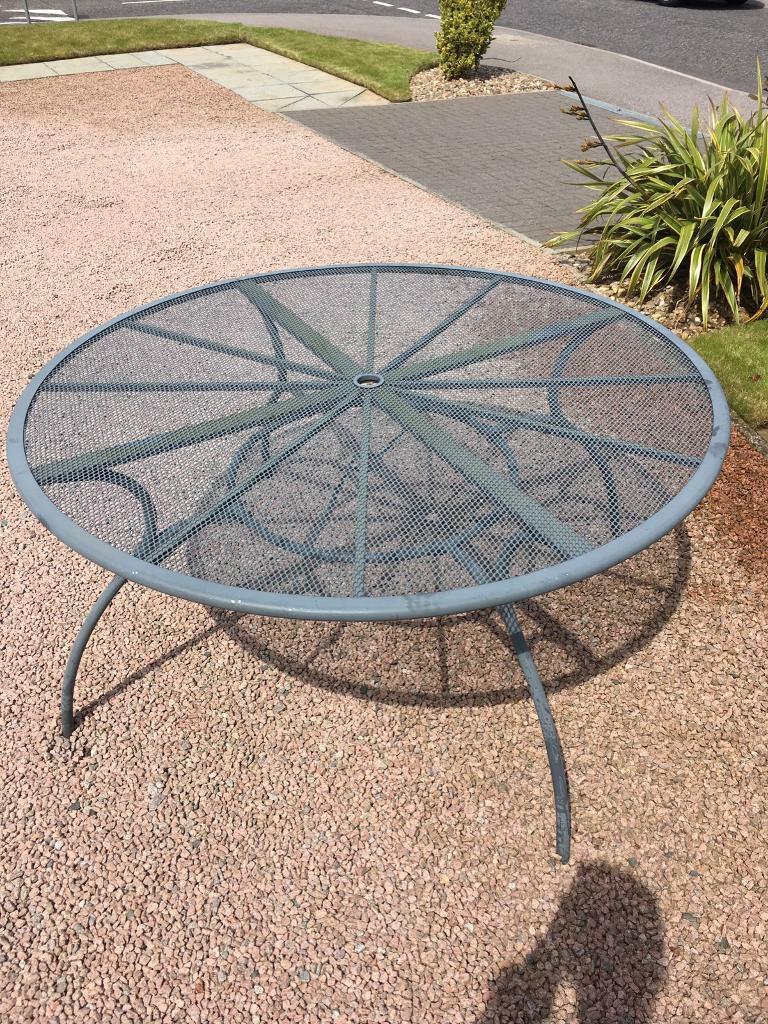 Garden Table & 6 Chairs | in Peterhead, Aberdeenshire ...