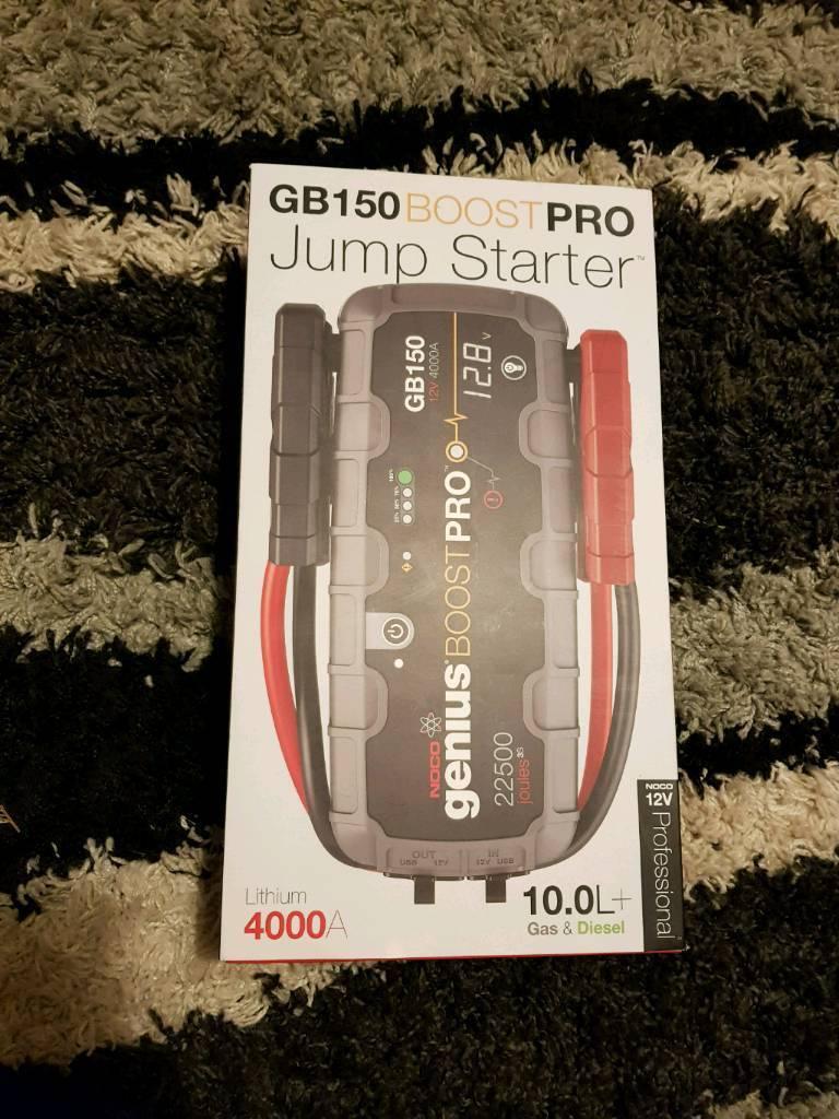 NOCO GB150 Jump Starter 230 ONO