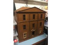 6 Room Mansion-Style Dolls House
