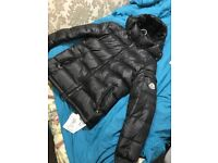 Moncler maya jacket BNWT and serial number