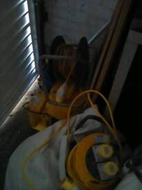 110v Transformer's and leads x2