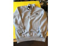 Stone Island men's plain grey jumper size L | New with tags