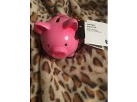 Piggy bank! Brand new with tags