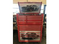 """Snap On tool box 40"""" Limited Edition R&M"""
