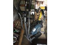 Carl Lewis elliptical trainer