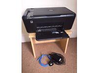 HP Deskjet F4580 Wireless Printer Scanner Copy