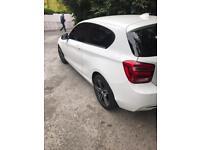 BMW 116i sport petrol