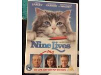 Nine lives DVD collection from Hucclecote £6
