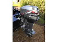 Mariner 30hp Outboard Electric Start