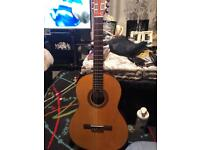 Martinez acoustic guitar