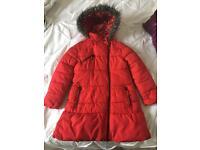 Age 5-6 Girls Next Coat