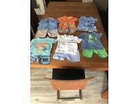 9-12 month boys clothes various prices