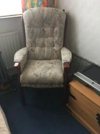 Orthopaedic chair