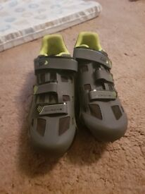 Road cycle shoes soze size 10.5