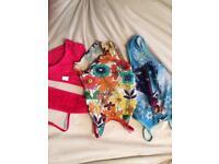 Girls swim suits