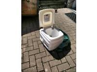 Portaloo Chemical Toilet Camping