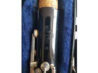Buffet Crampon B12 plastic clarinet