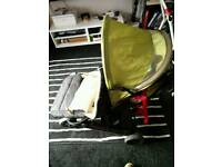 Mamms and pappas zoom push chair