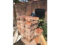Norfolk red bricks reclaimed