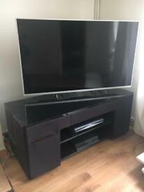 TV stand with build in cinema system