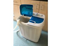 Portable washing machine - great for caravan, camping or small apartments
