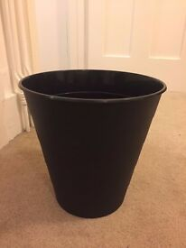 IKEA PLASTIC BLACK BIN / HOUSE CLEARANCE SALE