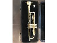 Second hand Bach trumpet for sale to a good home!