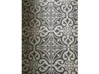 Devonstone victorian floor tiles for sale.