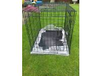 """Dogs metal cage 29"""" x 20"""""""