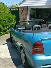 Astra convertible 2.2 (roof working)