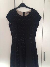 Women's black dress size 10