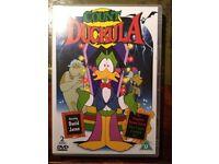 Duckula 2 DVD set in case