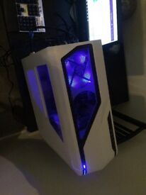 Gaming PC - Quad Core AMD - Used for Fortnite,CSGO etc.