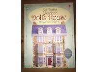 Usborne Slot-Together Victorian Doll's House