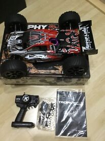 HPI TROPHY 4.6 TRUGGY TRUCK