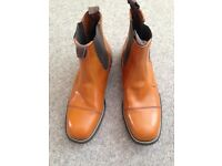 Tan Chelsea Boot - Size 9