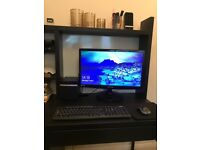 PC Tower Desktop 8GB RAM & 2TB HD