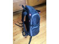 Manfrotto Travel Backpack - In almost new condition