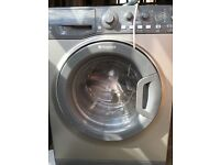Washer dryer only two year old, very good condition. From smoke and pet free home