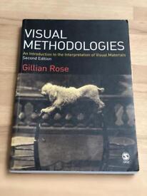 Visual Methodologies textbook