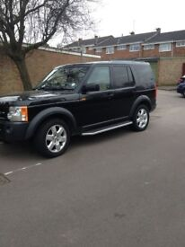 Land Rover 3 discovery 2007 £8.500 ono.Must See,Very clean,Low milage,1previous owner