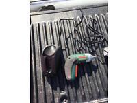 Bosh 3.6 volt battery screw driver